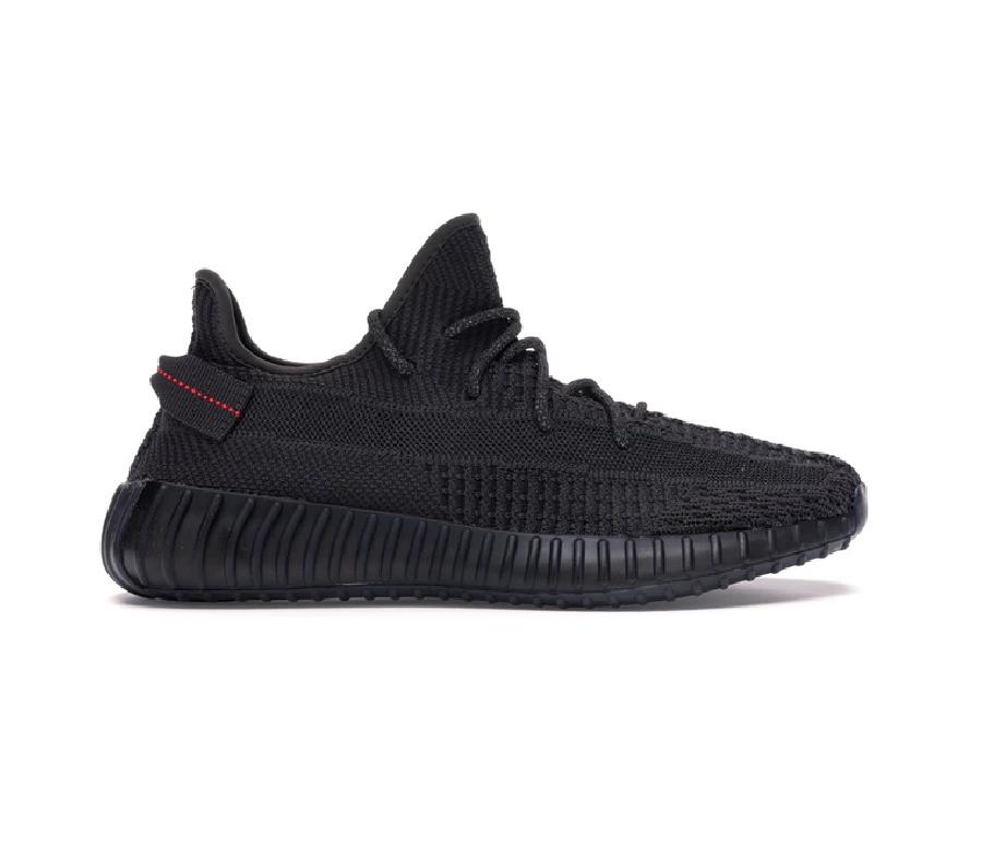 이지부스트 350 V2 트리플블랙 논리플렉티브 / adidas Yeezy Boost 350 V2 Black