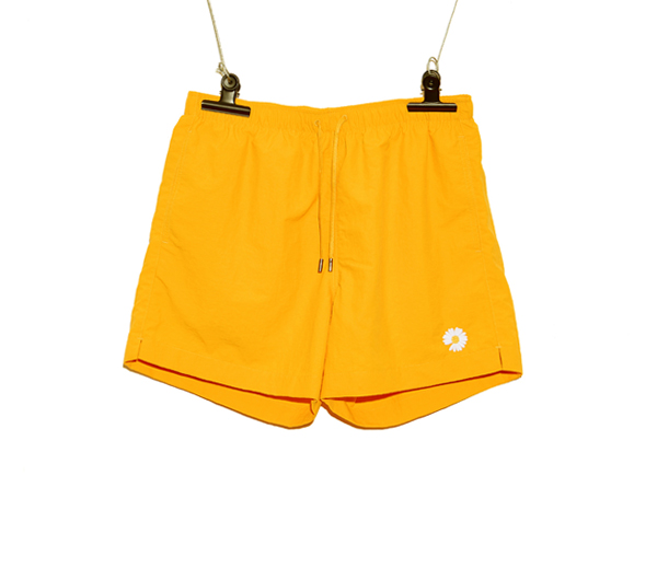 피스마이너스원 데이지 숏팬츠 옐로우 / PMO DAISY SHORT PANTS #1 YELLOW