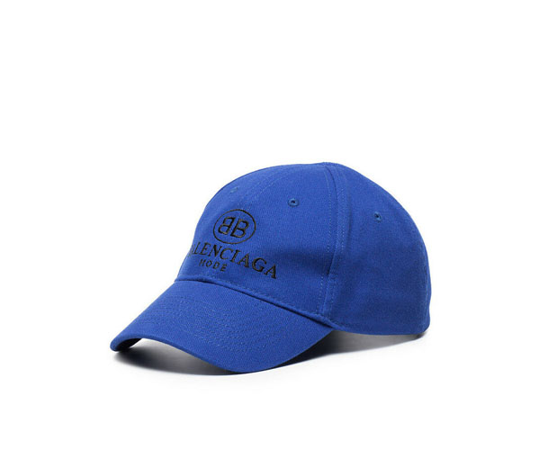 발렌시아가 블루 BB 캡 / Balenciaga Blue BB Cap