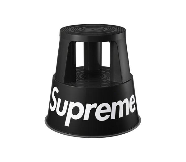 슈프림 위두 스텝 스툴 블랙 / Supreme Wedo Step Stool Black