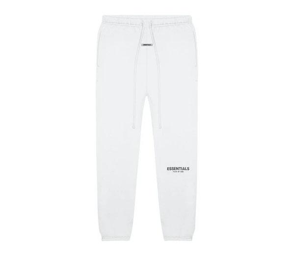 피어오브갓 에센셜 스웻팬츠 화이트 / FEAR OF GOD ESSENTIALS Sweatpants White
