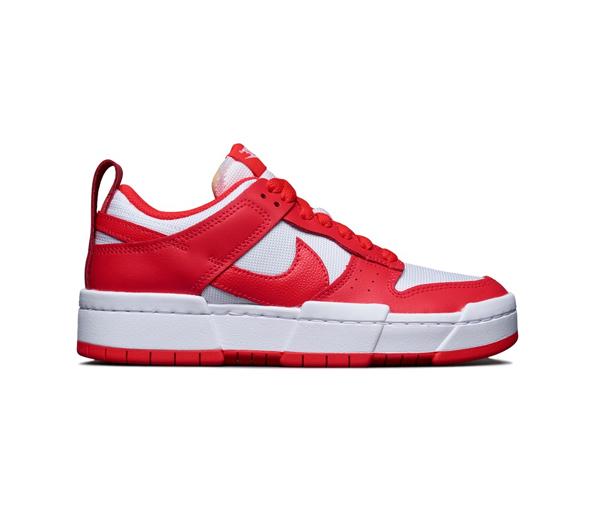 나이키 덩크 로우 디스럽트 사이렌 레드 (W) / Nike Dunk Low Disrupt Siren Red (W)
