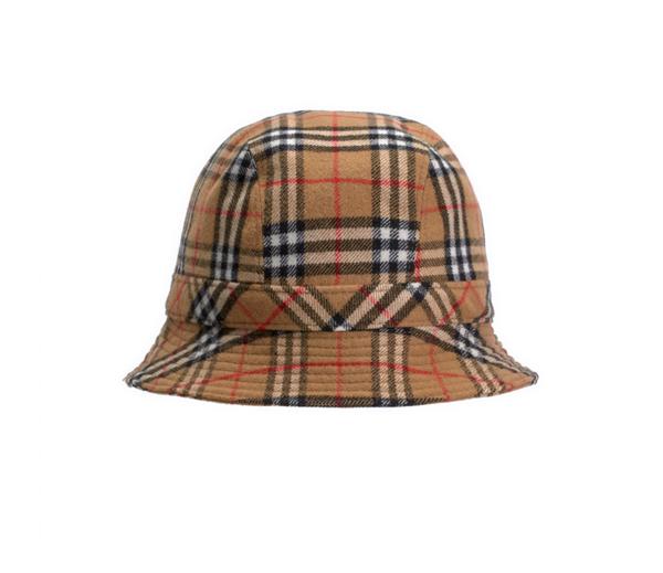 고샤 루브친스키 X 버버리 버킷햇 옐로우 / Gosha Rubchinskiy X Burberry Bucket Hat Yellow