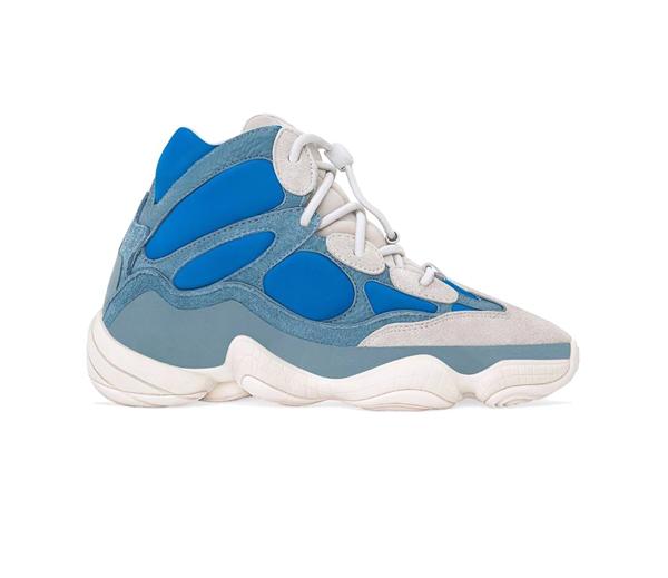 아디다스 이지 500 하이 프로스티드 블루 / Adidas Yeezy 500 High Frosted Blue