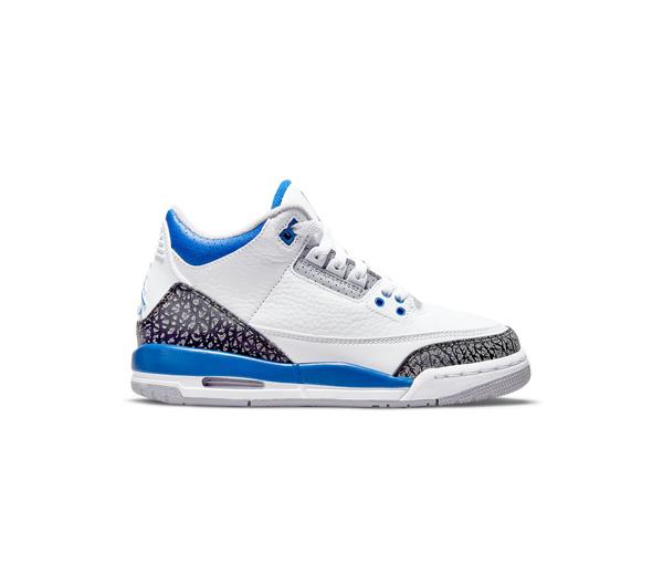 에어 조던 3 레트로 레이서 블루 (PS) / Jordan 3 Retro Racer Blue (PS)