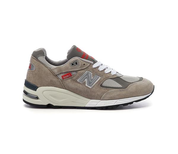 뉴발란스 990v2 메이드 인 USA 그레이 / New Balance 990v2 Made in USA Gray
