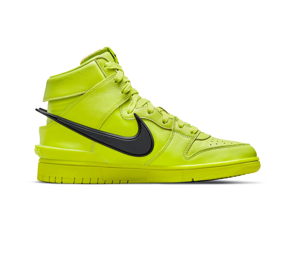 나이키 X 앰부쉬 덩크 하이 플래쉬 라임 / Nike X Ambush Dunk High Flash Lime