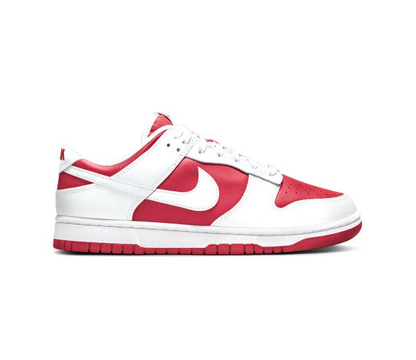 나이키 덩크 로우 레트로 챔피언쉽 레드 (GS) / Nike Dunk Low Retro Championship Red (GS)