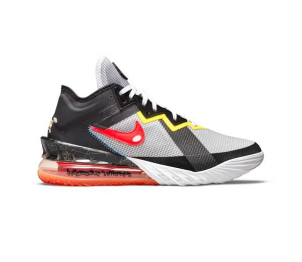 나이키 르브론 18 로우 실베스터 vs 트위티 / Nike LeBron 18 Low Sylvester vs Tweety