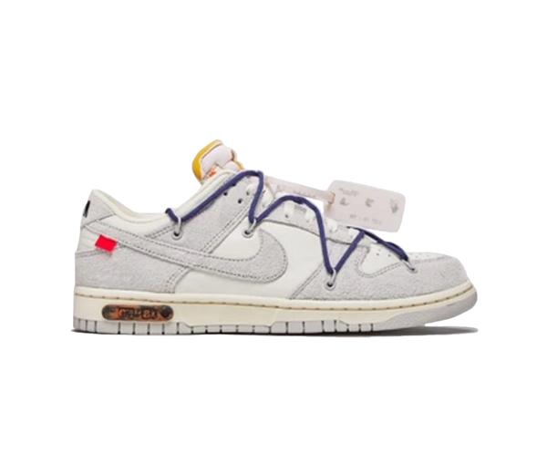 나이키 X 오프화이트 덩크 로우 더 50 - 로트 18 / Nike X Off-White Dunk Low The 50 - Lot 18