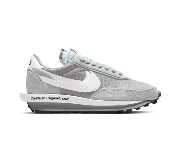 나이키 X 사카이 X 프라그먼트 LD와플 라이트 스모크 그레이 / Nike X Sacai X Fragment LDWaffle Light Smoke Grey