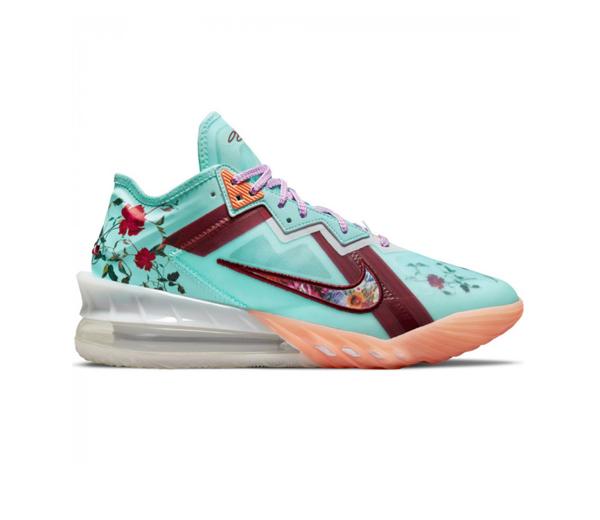 나이키 르브론 18 로우 플로랄 / Nike LeBron 18 Low Floral