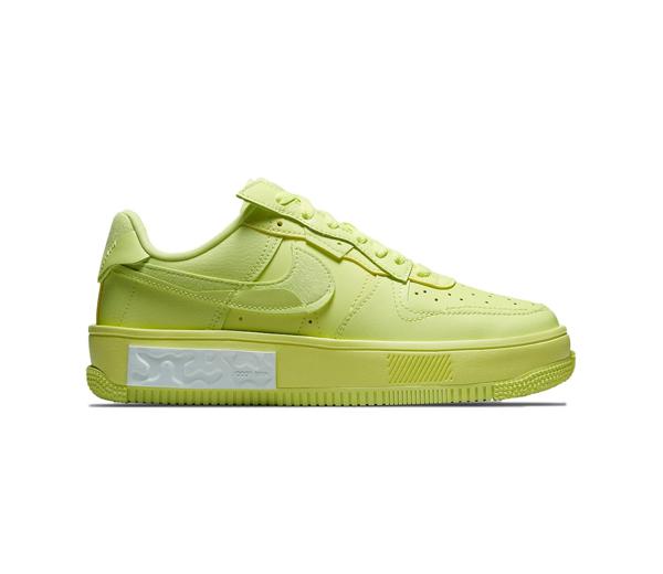 나이키 에어 포스 1 폰탄카 옐로우 스트라이크 (W) / Nike Air Force 1 Fontanka Yellow Strike (W)