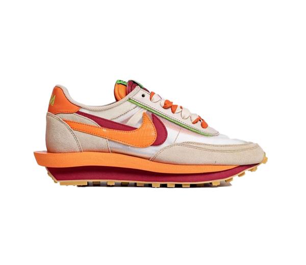 나이키 X 사카이 X 클랏 LD와플 오렌지 블레이즈 / Nike X Sacai X Clot LDWaffle Orange Blaze